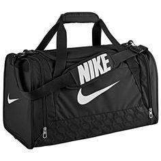 8a5895cd4f Bling Swarovski Nike Duffel Bag-Black