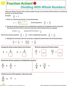 math worksheet : multiply mixed numbers with whole numbers  numbers worksheets  : Subtracting Fractions From Whole Numbers Worksheets