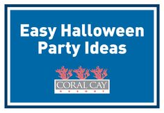 Easy Halloween Party Ideas