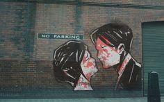 My chemical romance street art | http://amykinz97.tumblr.com/  | https://instagram.com/amykinz97/ |