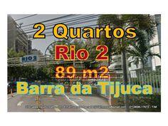 Apartamento de 2 dormitórios sendo 1 suíte Localizado no bairro Barra da Tijuca de Rio de Janeiro