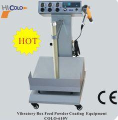 Manual Vibrate Electrostatic Powder Coating Equipment (610v) - China Powder coating equipment;Electrostatic powder coating equipment;maqu...
