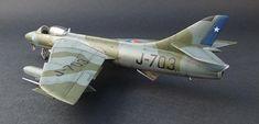 Hawker Hunter Fuerza Aérea de Chile