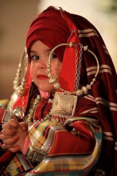 Little Libyan Girl.  THE LIBYAN Esther Kofod   www.estherkofod.com