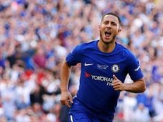 Premier League title winner Chris Sutton insists that keeping hold of Eden Hazard is key to any hopes Chelsea have of achieving success in Real Madrid Football Club, Barcelona Football, Fc Barcelona, Chelsea Football, Chelsea Fc, Chris Sutton, Chelsea Players, Thibaut Courtois, Tottenham Hotspur Football