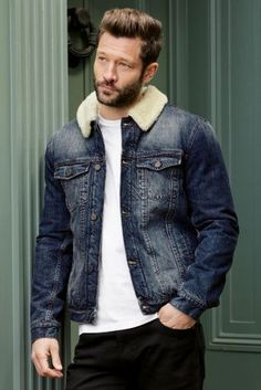 Shake it up from your typical Denim Jacket and check out these slightly warmer alternatives this autumn!