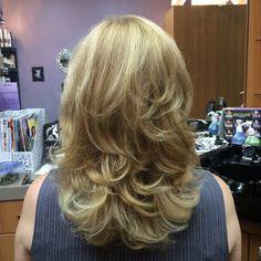 Cut & Color | Yelp #ayladavis #ayla #willowglen #95125 #sanjose #408 #bayarea #salon #hairsalon #solasalon #solasalons #solasalonstudios #solasalonwillowglen #solasalonswillowglen #hair #hairstyle #hairstylist #hairdresser #beautician #cosmetologist #style #stylist #haircut #haircolor #highlights #blonde #curls #wavyhair