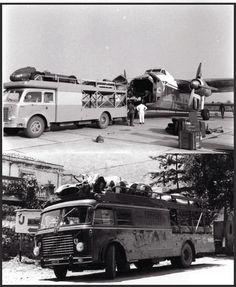 Fiat Bartoletti Ferrari Racing Transporter 1957
