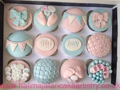 Boy or Girl? Baby shower cupcakes 2019 Boy or Girl? Baby shower cupcakes The post Boy or Girl? Baby shower cupcakes 2019 appeared first on Baby Shower Diy. Baby Shower Cupcakes For Boy, Cupcakes For Boys, Baby Shower Cookies, Ladybug Cupcakes, Kitty Cupcakes, Snowman Cupcakes, Baby Shower Cupcake Toppers, Giant Cupcakes, Birthday Cupcakes