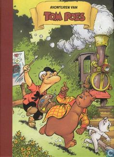 Bommel en Tom Poes - Avonturen van Tom Poes 0 t/m 19 - 20x hc - 1e druk (heruitgave) - (2000 / 2007) Anton Pieck, Olie, Cold War, Comic Strips, Cartoon Characters, Old School, Fairy Tales, Cartoons, Animation