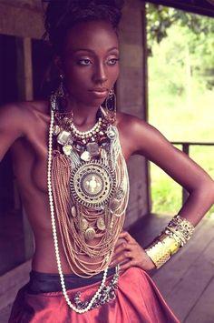 Miss Trinidad and Tobago Miss World:Athaliah Samuel.