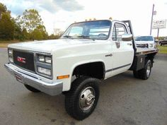 1989 chevy 3500 flatbed