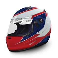 Design your own #helmade #arai #motorsport helmet on www.helmade.com #withpassion #helmetdesign #paintwork #airbrush #racing #kart #karting