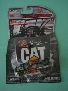 2016 1/64 #31 RYAN NEWMAN WAVE 5 CAT NASCAR AUTHENTICS