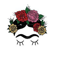 out this Frida Kahlo minimalist design I created for Cinco De Mayo. Check out this Frida Kahlo minimalist design I created for Cinco De Mayo. Check out this Frida Kahlo minimalist design I created for Cinco De Mayo. Frida Kahlo Artwork, Frida Kahlo Tattoos, Kahlo Paintings, Frida Art, Frida Tattoo, Art And Illustration, Freida Kahlo, Minimalist Design, Muse