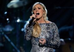 """File this one under """"gives me chills,""""  Carrie Underwood's  voice is absolutely gorgeous singing """"How Great Thou Art"""" in this emotion-filled duet wit"""