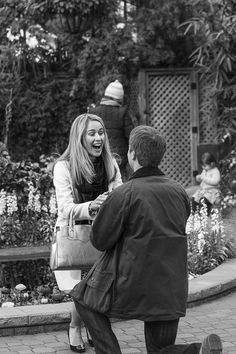 She's so surprised! Gotta love the faces in each of these proposal photos | Paparazzi Proposals
