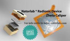 Natorlab: Esperienze con l'antenna zheta caliper