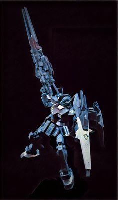 The Lost Units - RGM-79 Titans Custom (By Robert Wong)