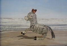Opgewonden zebra Animals, Animales, Animaux, Animal, Animais