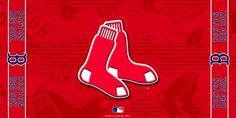 MLB Boston Red Sox Fiber Reactive Beach Towel $16.03