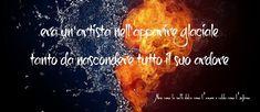 Nero come la notte dolce come l'amore caldo come l'inferno: Era un'artista nell'apparire glaciale tanto da nas...