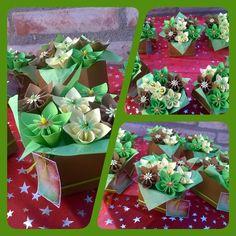 Cajitas de origami (Souvenirs)