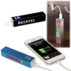 Promotional Giveaway Technology | Emergency Mobile Charger