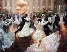 Waltz in Vienna...