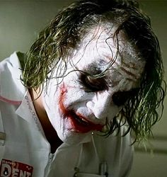 Heath Ledger Joker Quotes, Thoughts, Fictional Characters, Fantasy Characters, Ideas