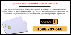 For any query related to mastepass-wallet, Dial masterpass helpline Number Our expert team is always available for helping their Customer in their troubled situation. For more information Visit: master helpline Australia. Enough Is Enough, A Team, Chips, Card Making, Number, Customer Support, Wallet, Digital, Australia