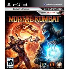 7e70ec6e8242 Mortal Kombat  Brought in the year 95 with this game!! Willow and I