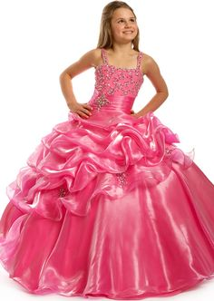 Cheap dress Buy Quality dress toddler directly from China dress barn plus size dresses Suppliers: 2017 Luxury Full Crystal Red Girls Pageant dresses Flower Girl Dresses vestidos de comunion first communion dresses Pagent Dresses, Little Girl Pageant Dresses, Princess Flower Girl Dresses, Cheap Flower Girl Dresses, Princess Ball Gowns, Pretty Dresses, Girls Dresses, Flower Girls, Princess Party