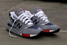 998. New Balance Shoes