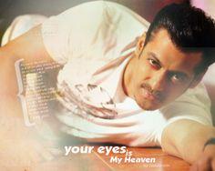 ur eyes is my Heaven