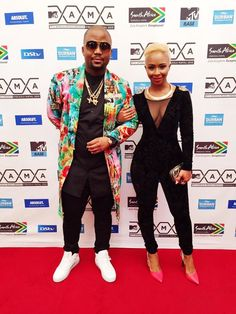 There is no doubting that Boity Thulo & Cassper Nyovest were the most talked about celebrity couple in Mzansi's. Although they may not be a couple anymore, they are doing better than they ever have. Fashion Couple, Couple Outfits, Celebrity Couples, Open Up, Mtv, Kimono Top, African, Celebrities, Black Coffee
