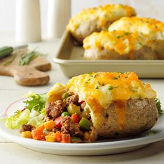 Transform that ground beef into something fun and delicious!