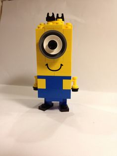 LEGO Minion | Flickr - Photo Sharing!