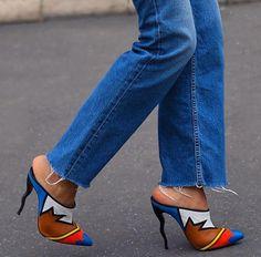Stiletto #fashion #stiletto #shoes #vanessacrestto #sandal #style