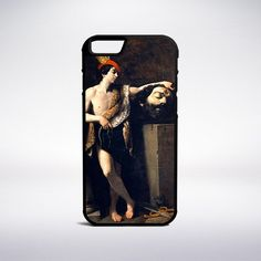 Guido Reni - David With The Head Of Goliath Phone Case – Muse Phone Cases