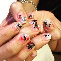 Las Vegas nails