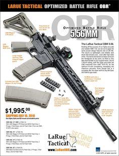 LaRue Tactical 'OBR 5.56' (16 Inch)