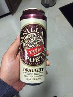 Mill St. Vanilla Porter, Canada