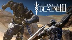 Infinity Blade III for the iPhone / iPod Touch / iPad for 99-Cents