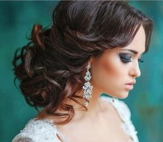 Elegant Wedding Updo Hairstyles for Long Hair