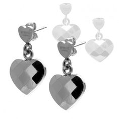 Check out this Heart Shape Earrings in just 15.80$.