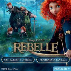 Un Film Disney pour illustrer un changement de base/phase oui c'est possible REBELLE