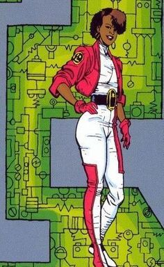 Computo | Community Post: 10 Awesome Black Superheroes That You've Probably Never Heard About