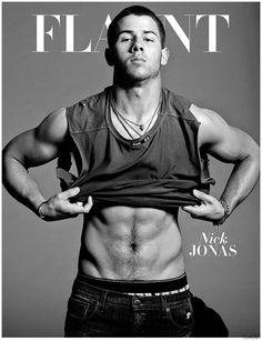 Nick Jonas Flaunt Magazine