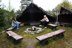 TRAVEL / Finnish Lapland (without snow)